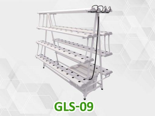 Giàn thủy canh chữ A GLS09 năng suất cực trội
