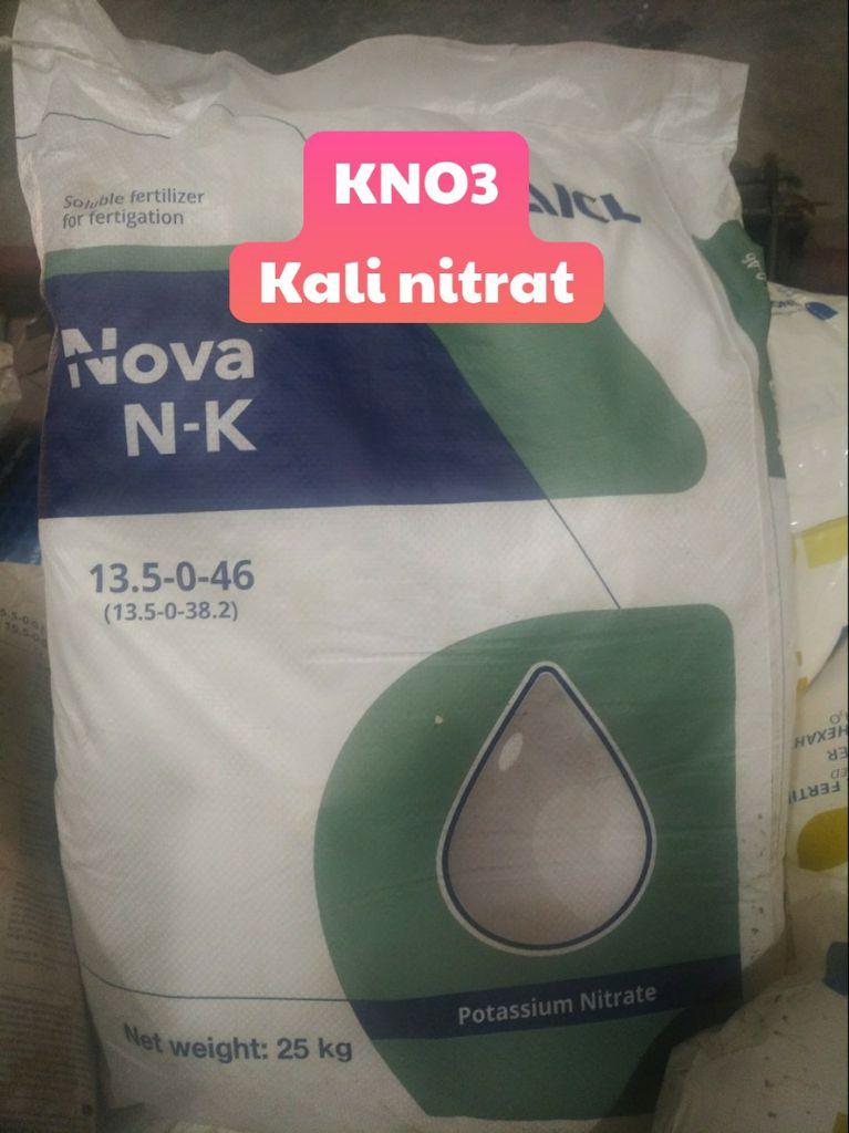 Phân bón tưới nhỏ giọt N-K